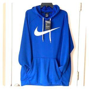 Men's Blue Nike Hoodie